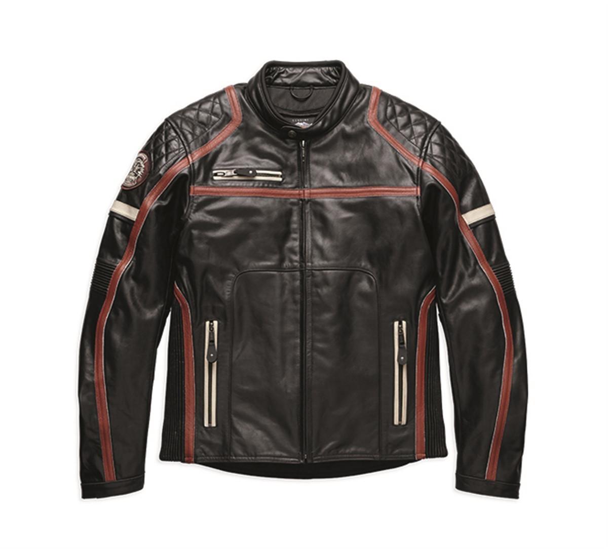 55e04b37b0d Chaqueta Harley-Davidson Maytor Leather CE
