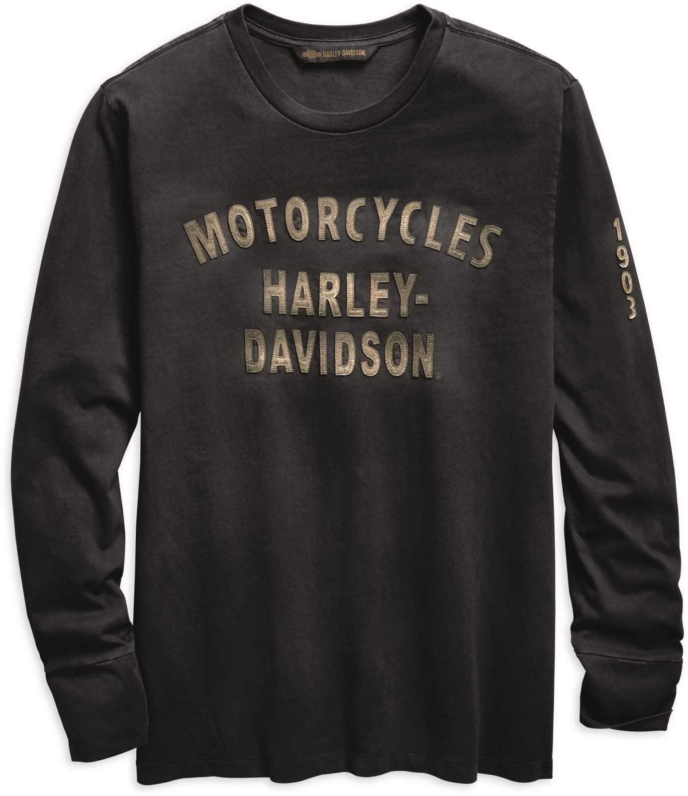 b42f1eb5fdf85 Camiseta Harley-Davidson modelo Felt Letter