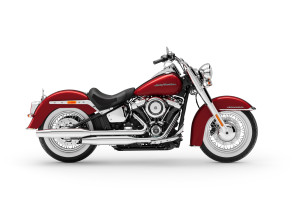 MY19 FLDE Deluxe. Softail. INTERNATIONAL ONLY