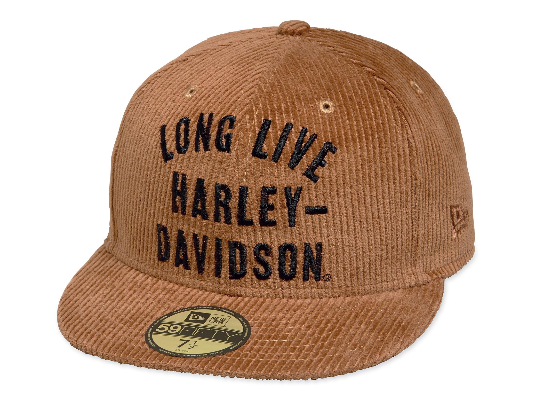 Gorra Harley-Davidson Long Live 59 Fifty Cap cf0fd2438ae
