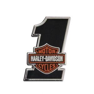 Pin Harley-Davidson® #1 Bar & Shield Logo (1)