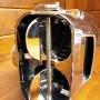 Kit de filtro de aire Kuryakyn Hipercharger Pro-R - Cromado