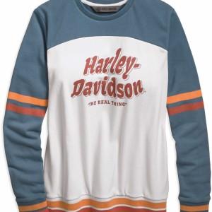 Jersey para mujer Harley-Davidson® Woman Retro Varsity