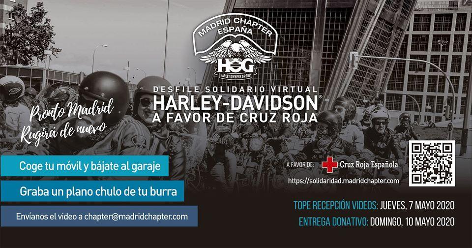 Desfile Solidario Virtual Harley-Davidson (2)