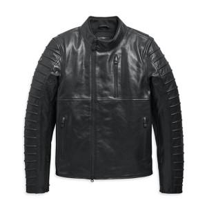 Cazadora Harley-Davidson® Men's Ozello Perforated Jacket Leather