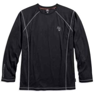 Camiseta rendimiento para hombre Harley-Davidson® Mens Performance tee with Coldblack technology
