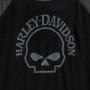 Camiseta mujer Harley-Davidson® Woman Skull Colorblock Tee