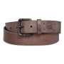Cinturón Harley-Davidson® HDMC Arrow Leather Belt - Brown