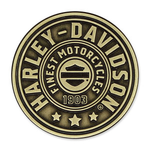 Pin Harley-Davidson® Shield Die Cast