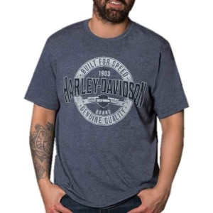Camiseta para hombre Cantabria Harley-Davidson® Mens Crusader