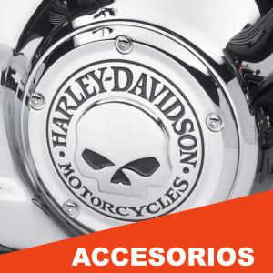 Piezas y accesorios Harley-Davidson