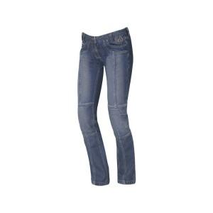 Pantalón Kevlar mujer HELD Woman modelo Glory - Azul