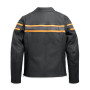 Cazadora hombre Harley-Davidson® Men Sidari Leather Jacket - CE