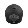 Casco modular Harley-Davidson® Capstone Sun Shield II H31 - Negro mate - DOT y ECE