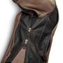 Chaqueta de cuero mujer Harley-Davidson® Woman Gallun – Triple sistema ventilación – CE