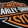 Camiseta hombre Cantabria Harley-Davidson® Men Bar & Shield Orange