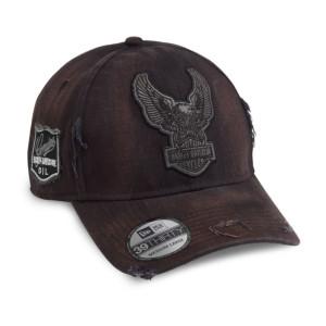 Gorra Harley-Davidson® Men Upright Eagle Patch 39Thirty