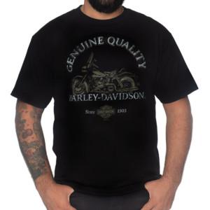 Camiseta hombre Cantabria Harley-Davidson® Men Vintage Bike