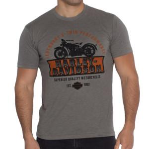 Camiseta hombre Cantabria Harley-Davidson® Men Bike Badge